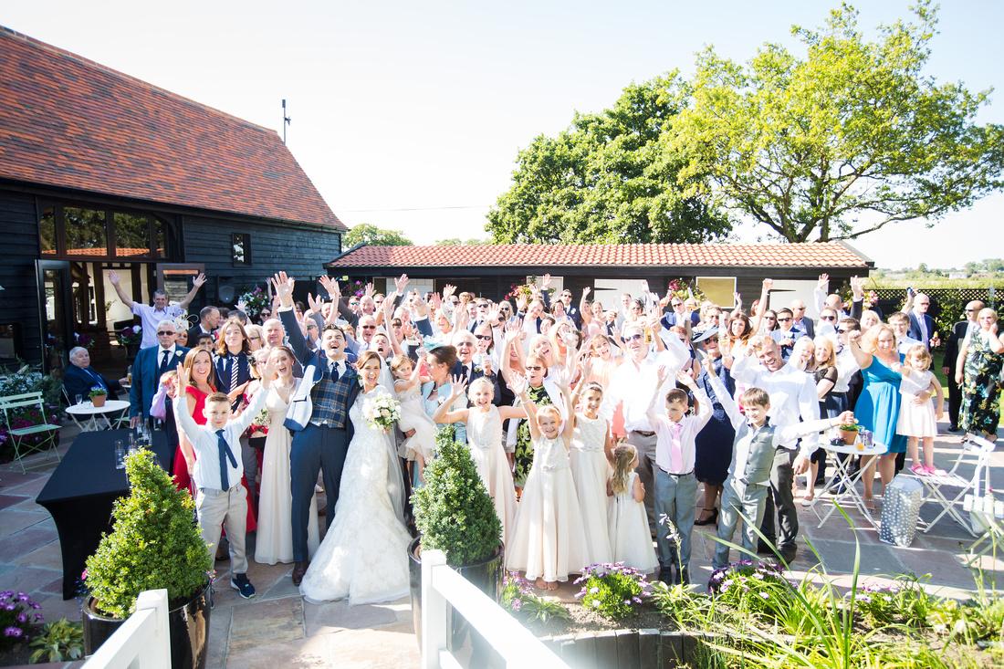 High House Wedding
