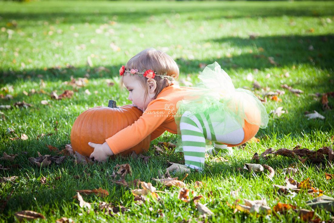 Halloween children lifestyle photoshoot