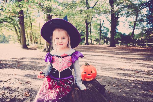 Halloween Photoshoot Fun