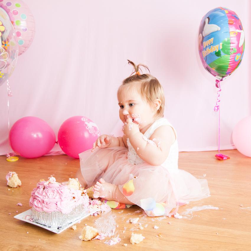 Maisie-Rose Cake Smash