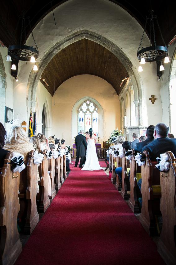 St.Nicholas Church wedding