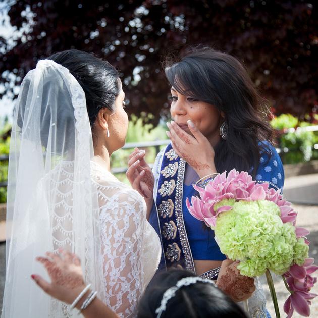 Karen Clifford Photography   Beautiful Asian Wedding at The